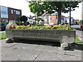 NZ3472 : Cattle Trough, Monkseaton by Geoff Holland