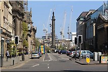 NT2574 : George Street, Edinburgh by Graeme Yuill