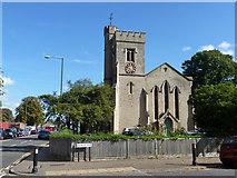 TQ1572 : Holy Trinity Church, Twickenham Green by Robin Webster