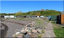 NT3597 : Fishermen's huts in Buckhaven by Bill Kasman