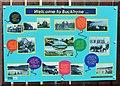 NT3597 : Information board, Buckhaven by Bill Kasman