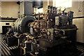 SO8276 : Steam turbine - Brinton's Slingfield Mill, Kidderminster by Chris Allen