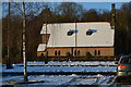 TQ6141 : Chapel at Pembury Hospital by N Chadwick