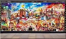 SJ8498 : This is Manchester by Peter McDermott