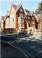 TR1556 : Franklin House, 66, New Dover Road by John Baker