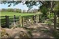 NT2538 : Gates open, Bonnington by Jim Barton