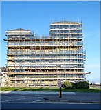 TQ2904 : Kings House, Queens Gardens, Hove by Simon Carey