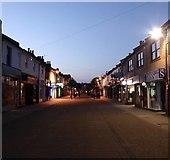 TQ2804 : George Street, Hove by Simon Carey