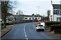 NS9346 : Carstairs, Lanark Road (A70) by David Dixon