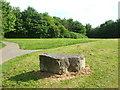 ST6069 : A small matter of a limestone block by Neil Owen