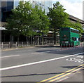 ST3188 : Newport Bus double-decker, Clarence Place, Newport by Jaggery