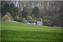 TR0047 : Silos, Home Farm by N Chadwick