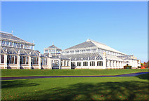 TQ1876 : Temperate House by Wayland Smith