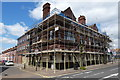 SK5906 : The former Balmoral public house by Mat Fascione