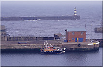 NZ4349 : Seaham Harbour by Stephen McKay