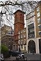 TQ2981 : St Patrick's Roman Catholic Church, Soho by N Chadwick
