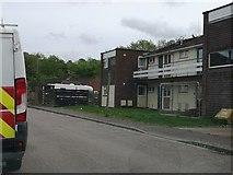 SS9512 : Tiverton : Broad Lane by Lewis Clarke
