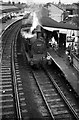 SZ0191 : 30107 at Poole Station - 1963 by Alan Murray-Rust