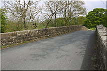 SD9058 : Newfield Bridge, taking road over River Aire by Roger Templeman