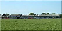 TR2955 : Former Hammill brickworks by Robin Webster