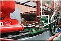 SD6909 : Bolton Steam Museum - fire pump by Chris Allen