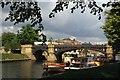 SE6051 : York - Skeldergate Bridge and the River Ouse by Colin Park
