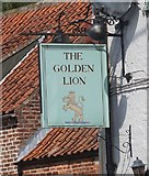 SE7479 : Golden Lion, Great Barugh by Ian S