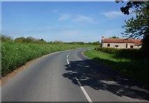 SE7479 : Barugh Lane towards Normanby by Ian S