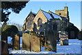 TQ7237 : Church of St Mary by N Chadwick