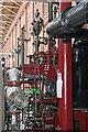 SD6909 : Bolton Steam Museum - Cellarsclough Mill beam engine by Chris Allen