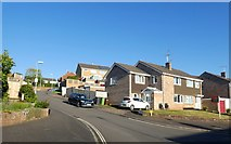 SX9591 : Spinney Close, Exeter by David Smith