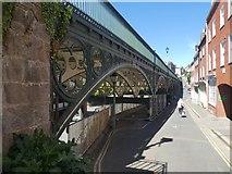 SX9192 : The Iron Bridge, Exeter by David Smith