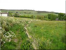 SE0028 : Wadsworth Footpath 76, Link 8, Chiserely by Humphrey Bolton