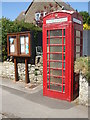 ST5789 : The ever popular village defibrillator by Neil Owen