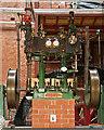 SD7009 : Bolton Steam Museum - Audrey by Chris Allen