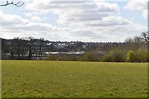 TQ6042 : View towards North Farm Estate by N Chadwick