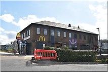 TQ6042 : McDonald's, North Farm by N Chadwick