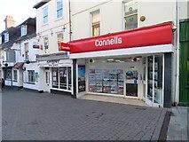 SU6351 : Connells - Wote Street by Sandy B