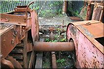 SS6694 : Hafod Works - reversing rolling mill by Chris Allen