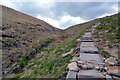 SE0212 : The Pack Horse Trail, Stonepit Lee Clough, Marsden Moor by habiloid
