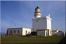 NJ9967 : Kinnaird Head Lighthouse & Castle by Colin Park