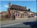 SO8655 : The Gun Tavern, Newtown Road, Worcester by Stephen Richards
