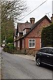 TQ6039 : Cottage, Cornford Rd by N Chadwick