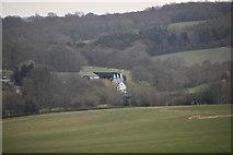 TQ6238 : Dundale Farm Oast by N Chadwick
