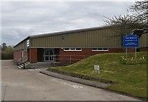 TQ6038 : The Royals, Indoor Bowls Club by N Chadwick