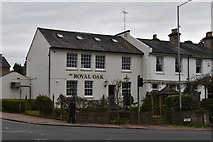 TQ5939 : The Royal Oak by N Chadwick