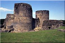 SN1943 : Cilgerran Castle by Ian Taylor