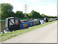 SE3522 : Narrowboats on the Aire and Calder Navigation by Stephen Craven