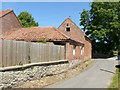SK6943 : Outbuildings at Mulberry Close by Alan Murray-Rust