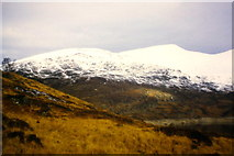 NN3268 : On the slopes of Sròn nan Gall by Richard Law